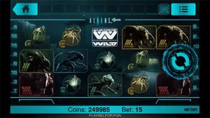 Aliens mobile