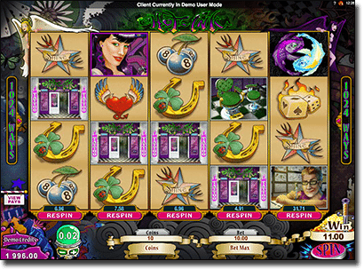 Hot Ink - 1024 Ways real money slots