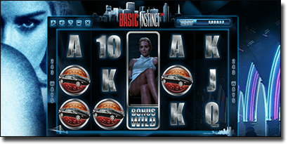 Basic Instinct online pokies game