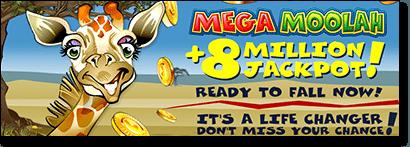 Mega Moolah online progressive jackpot pokies