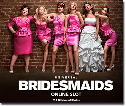 Bridesmaids online real money pokies