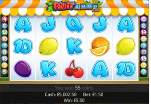 Fruit Shop pokies