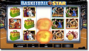 Basketball Star at 32Red Casino
