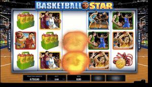 Basketball Star at 32Red Casino