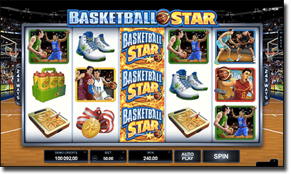 Play Basketball Star online pokies by Guts Casino