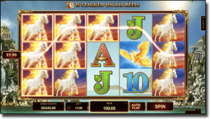 Titans of the Sun online pokies