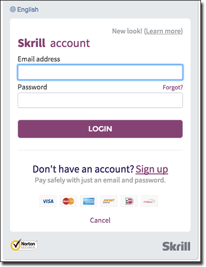 Deposit money with Skrill at online pokies sites