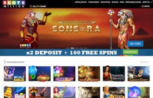 Slots Million no-download casino