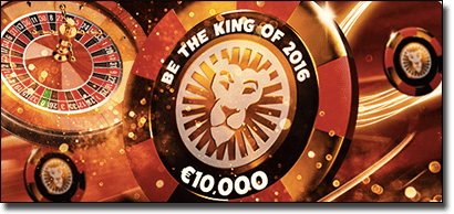 Leo Vegas Casino $10k competition