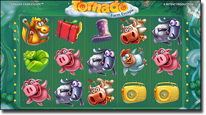Tornado pokies by Net Entertainment