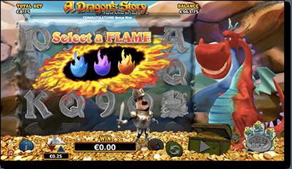 A Dragon's Story pokies by NextGen - superbet bonus