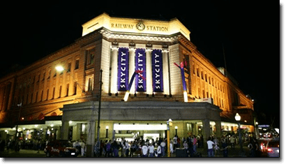 Adelaide Casino - best pokies venue in South Australia