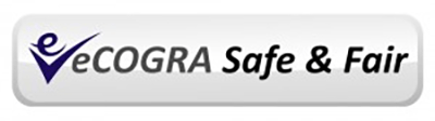 eCOGRA Safe & Fair online casino seal of approval
