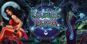 Electric Diva pokies