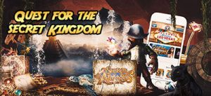 Leo Vegas Casino Secret Kingdom $120,000 competition