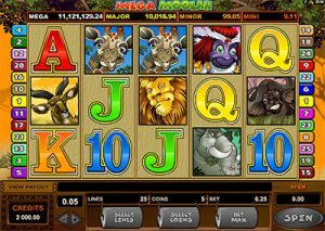 Mega Moolah online progressive over $11 million AUD jackpot