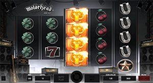 Motorhead pokies by NetEnt