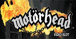 Motorhead video slot NetEnt