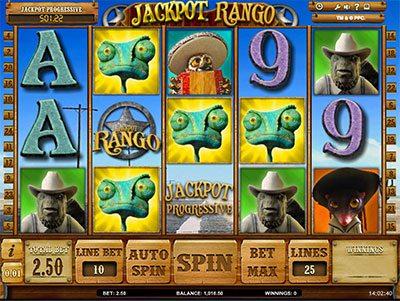 Jackpot Rango progressive jackpot pokies by iSoftBet