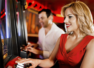 Pokies gaming machines Crown Casino Perth Western Australia