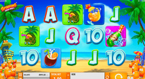 Spinions online pokies by Quickspin software