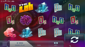 The Lab pokies - Elk Studios software
