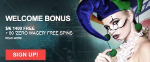 Casino-Mate sign up bonus