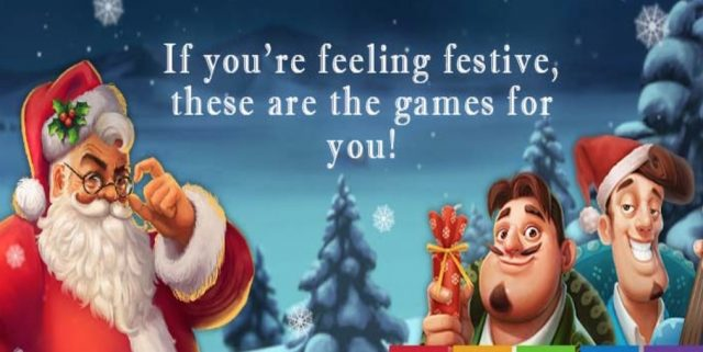 Slots Million Christmas games